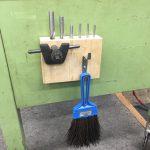 工具の整頓がとても便利な錐ホルダー